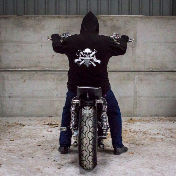 Official Hoodie in Black (Bike Not Included)