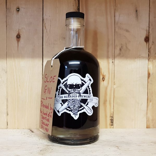 Sloe Gin, The Bearded Brewery
