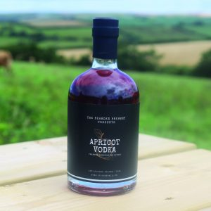 Apricot Vodka, The Bearded Brewery