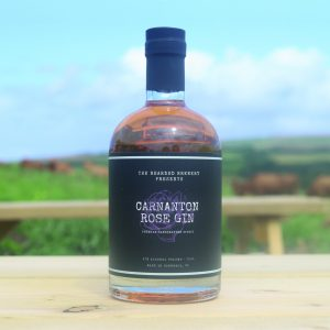 Carnation Rose Gin, The Bearded Brewery