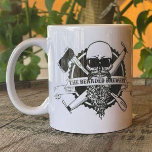 The Bearded Brewery Mug