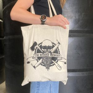 The Bearded Brewery Tote Bag